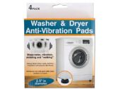 36 Units of Washer & Dryer Anti-Vibration Pads Set