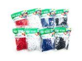 90 Units of Plastic Pony Beads Assortment - CRAFT BEADS