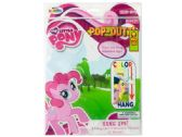 120 Units of My Little Pony Pop-Outz Hang Ups Activity Set - Activity Books