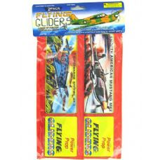 72 Units of Flying gliders (set of 2) - Beach Toys