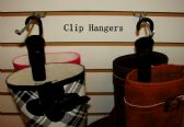 120 Units of Clip Hangers for Boots - Hangers