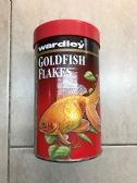 48 Units of Wardley Goldfish Flakes Size 193g - Pet Accessories