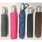 36 Units of NEW! CLOSEOUT Automatic Umbrella - Umbrellas & Rain Gear