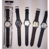 36 Units of NEW! CLOSEOUT Men's Casual & Dress Watches - Mens Watches