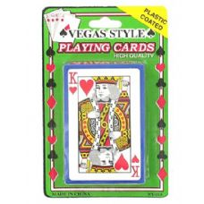 72 Units of Plastic coated playing cards - Playing Cards, Dice & Poker