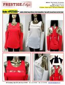 24 Units of Ladies Plus Size Solid Long Sleeve Cold Shoulder Top Assorted Colors