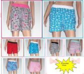 144 Units of Ladies Printed Pajama Shorts Assorted Prints