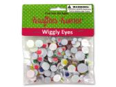 72 Units of Krafters Korner Wiggly Eyes - Craft Tools