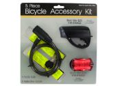 6 Units of Bicycle Accessory Kit - Biking
