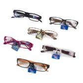 240 Units of Reading Glasses 9 Asst Powers Metal/plastic Frames In 240ct Floor Display
