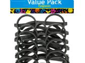 90 Units of Black Rimmed Party Favor Eyeglasses - Party Novelties