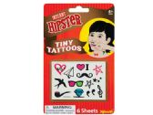108 Units of Hipster Tiny Temporary Finger Tattoos - Tattoos and Stickers