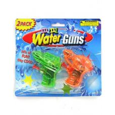 72 Units of Mini water guns - Water Guns