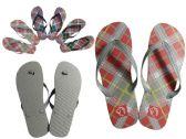 72 Units of Men's Flip Flops