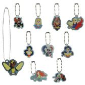 100 Units of DC Super Hero Girls Dog Tags - Necklace