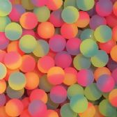 200 Units of 32mm Icy Hi-Bounce Balls - Balls