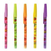 100 Units of Fruit Scented Non-Sharpening Pencil - Pencils