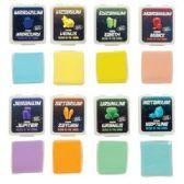 48 Units of Galaxy Glow Kneaded Eraser