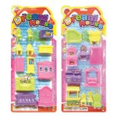 96 Units of Doll living room set - Girls Toys