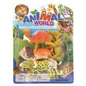 48 Units of Jungle animal set
