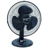 "4 Units of 12"" Table fan/black"