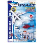 48 Units of Airplane Model Set