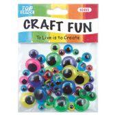 96 Units of Eye Craft - Craft Kits
