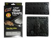 48 Units of 2pc Mouse & Rat Glue Traps - Pest Control