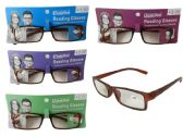 300 Units of Brown Reading Glasses