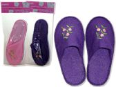 96 Units of Women's House Slippers - Women's Slippers