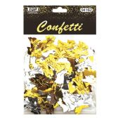 144 Units of Confetti Wedding Gold And Silver - Streamers & Confetti
