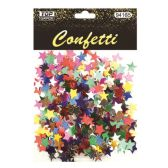 144 Units of Stars Confetti Multi Color - Streamers & Confetti