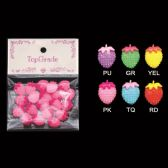 96 Units of Top Grade Craft Stawberry