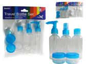 96 Units of 5pc Travel Bottle Set