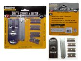 96 Units of 6pc Safety Cutter & Scraper Set - Hardware > Miscellaneous