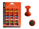 96 Units of 18pc Magnet Push Pins - Umbrellas & Rain Gear