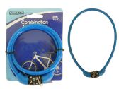 96 Units of Combination Cable Bike Lock - Biking