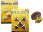 96 Units of 5pc Door & Cabinet Handle - Home Goods