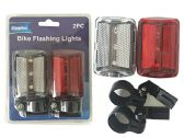 96 Units of Flashing 3led Light - Biking