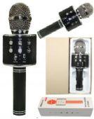 2 Units of KARAOKE MICROPHONE BLACK - Musical