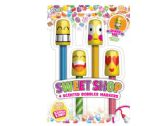 72 Units of Sweet Shop Scented Bobbler Markers Set - MARKERS/HIGHLIGHTERS