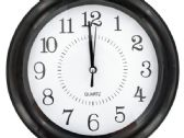 18 Units of Simple White Wall Clock - Clocks