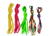 120 Units of Colorful Shoelaces - Footwear Accessories