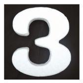 "96 Units of 6"" Foam number 3 - FOAM ITEMS"