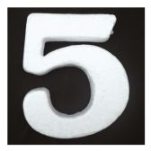 "96 Units of 6"" Foam number 5 - FOAM ITEMS"