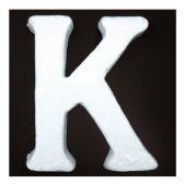 """96 Units of 6"""" Foam Letter K - FOAM ITEMS"""