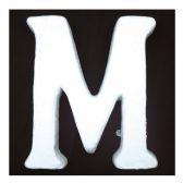 """96 Units of 6"""" Foam Letter M - FOAM ITEMS"""