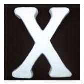 """96 Units of 6"""" Foam Letter X - FOAM ITEMS"""