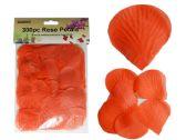 144 Units of 300 Piece Rose Petals - Artificial Flowers