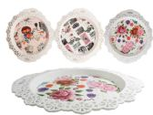 48 Units of Round Tray - Serving Platters